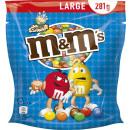 m + m crispy 281g bag