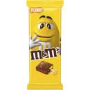 m + m peanut bar 165g bar
