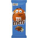 m + m crispy bar 150g bar