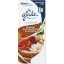 glade touch + fresh sandalw. Refill