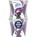 wholesale Home & Living: glade decor scented candle lavender duop.
