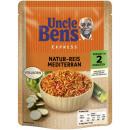 wholesale Food & Beverage: UncleBens expr.natur-reis medit.220g bag