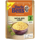 wholesale Food & Beverage: UncleBens expr.natur-rice curry 220g bag