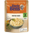 Großhandel Lebensmittel: UncleBens express natur-reis 220g Beutel