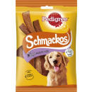 Pedigree schmackos 4 sort.20er 144g
