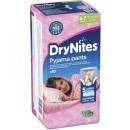 huggies drynites girl.4-7 j.