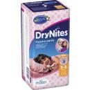 huggies drynites girl.3-5 j.