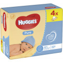 huggies Pure baby towel 4x56er