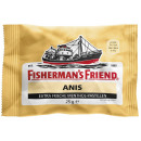 fish friend anis yellow pouch