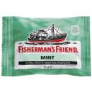 Großhandel Nahrungs- und Genussmittel: Fisherman'sFriend mint grün Beutel