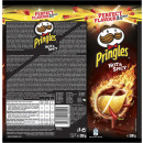 pringles hot + spicy 200g can