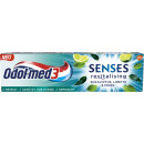odol senses toothpaste eucalyptus 75ml tube