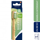 Dr.Best toothbrush bamboo interd soft