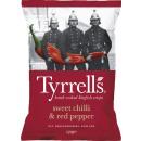 hurtownia Pozostałe: tyrrells chipsy słodkie chili torebka 150g