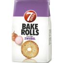 Großhandel Nahrungs- und Genussmittel: 7days bake rolls zwiebel 250g Beutel