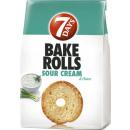 7days bake rolls cream + on.250g Beutel