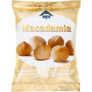 macadamia nuts ger. + salted 125g bag
