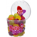 red ribbon autopack fruit coins200g can