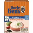 Großhandel Nahrungs- und Genussmittel: UncleBens basmati jasm.reis kb 500g