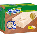 swiffer parquet cloth refiller 18er