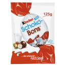 wholesale Food & Beverage: Ferrero kind.schok.bon 125g bag