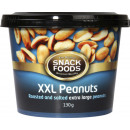 nuts in cups peanuts xxl130g can