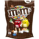m + m choco 200g bag