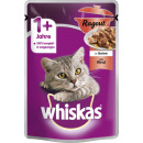 Whiskas 1 + ragout rind in g85g pb