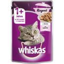 Whiskas 1 + ragout salmon in g85g pb bag