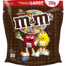 wholesale Food & Beverage:m + m choco 330g bag