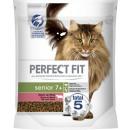 Perfect Fit dry seni.7 + beef 750g cat bag