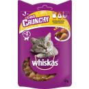 Whiskas trio cru.treats poultry 55g