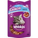 Whiskas trio cru.treats fish55g