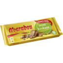 Marabou mint krokant chocolate. 250g blackboard