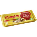 Marabou whole milk nut chocolate 250g blackboard