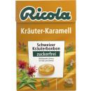 wholesale Other: Ricola no sugar herbal caramel 50g
