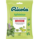 wholesale Other: Ricola apple mint without sugar 75g bag