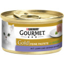 gourmet go.past.lamm + beans85g can