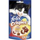 felix crispies beef + chicken 45g