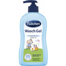 wholesale Toiletries: Bübchen baby wash 5 bottle