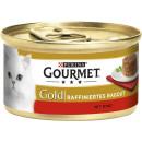 wholesale Garden & DIY store: gourmet go.raffin.rag.rind 85g can