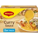 Großhandel Nahrungs- und Genussmittel:Maggi currysosse 2x0,25l