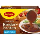 Großhandel Nahrungs- und Genussmittel: Maggi sosse zu rindb.2x0,25l