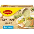 Großhandel Nahrungs- und Genussmittel: Maggi kräutersosse 2x0,25l