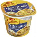 Großhandel Nahrungs- und Genussmittel: Maggi 5min terr Kartoffel-creme frai. 53g Becher