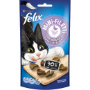 wholesale Garden & DIY store: felix mini fillet chicken + duck 40g