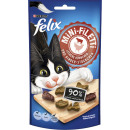 felix mini fillet chicken + beef 40g