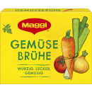 Maggi clear vegetable stock 4l