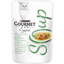 gourmet soup chicken + vegetables 40g bag