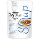 gourmet soup tuna + shrimp 40g bag